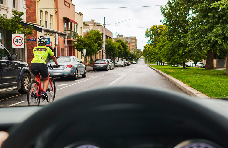 TAC 'Give the space to bike riders' Campaign 2021