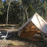 A Romantic escape for 2 at Kuitpo Forest