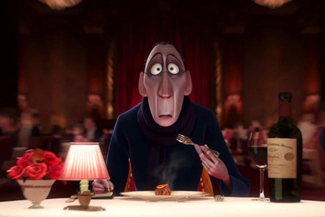 That Ratatouille Scene