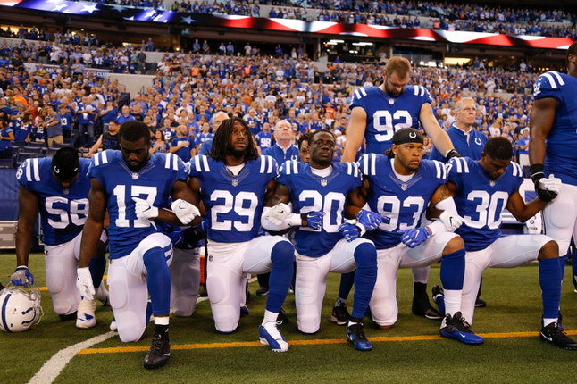 Thoughts on #TakeAKnee and the NFL Protests