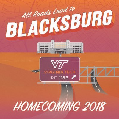 A Hokie's Guide to Upcoming Events: Homecoming Edition