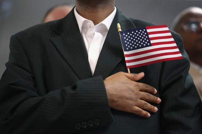 We are America.
