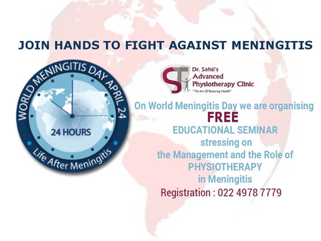 World Meningitis Day 24th April