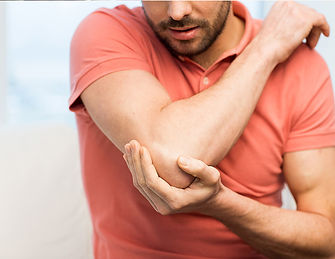 Physiotherapy treatment for tennis elbow at Dr Sahil's Advanced Physiotherapy Clinic in thane