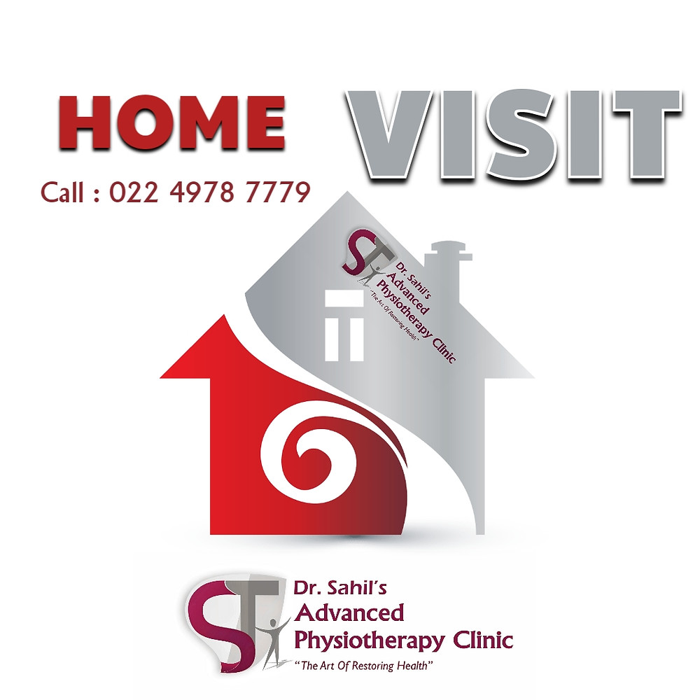 physiotherapy for home visit in thane