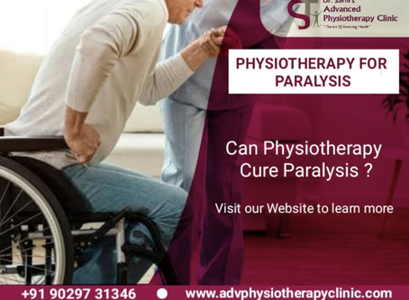 Can Physiotherapy Cure Paralysis ?