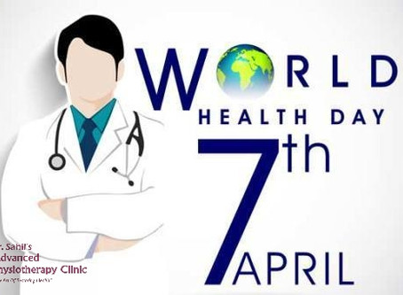 WORLD Health Day 7th April