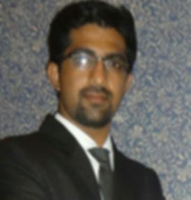 Dr Sahil I Tahsildar physiotherpist