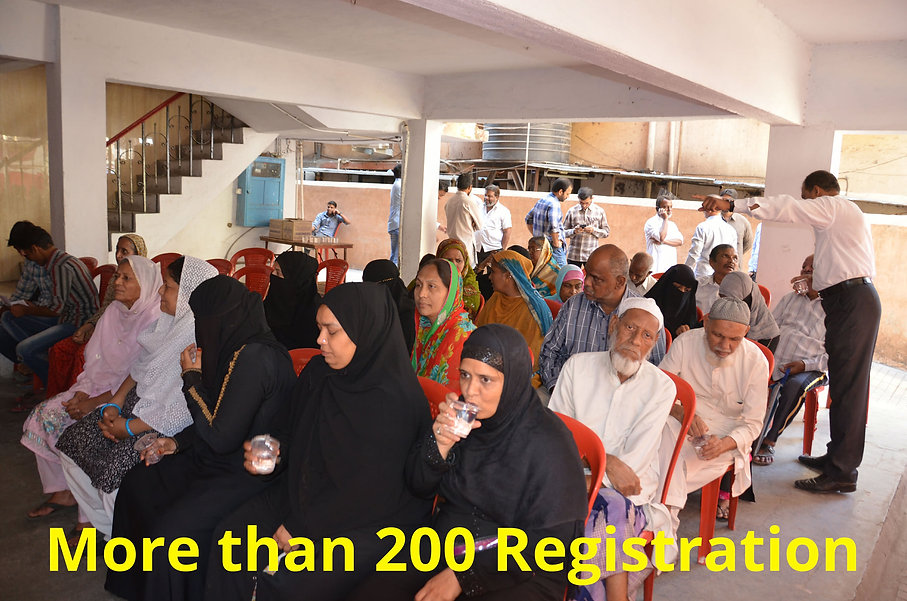 people waiting for physiotherapy health check up