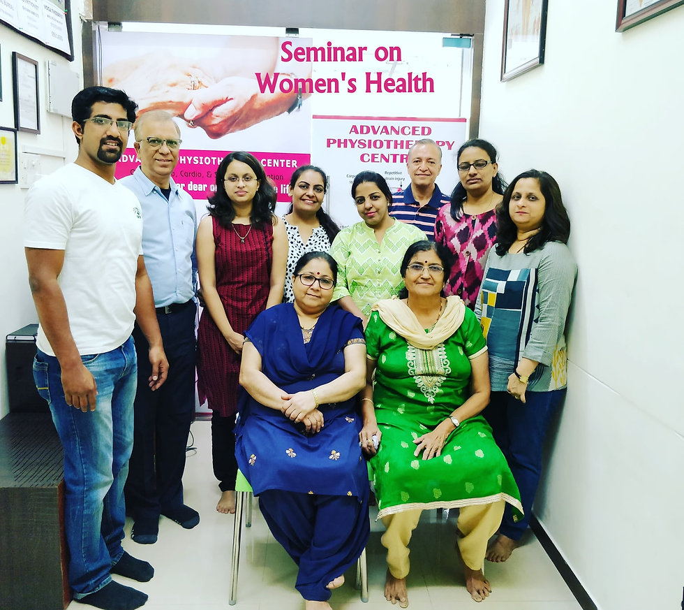 Seminar on womens health