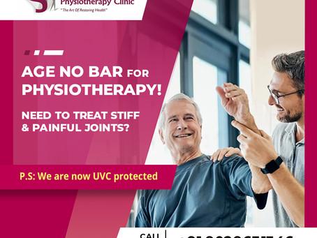 Geriatrics Physiotherapy
