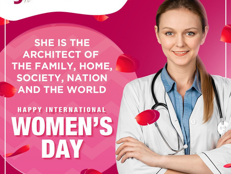Women's Day 8th March 2021