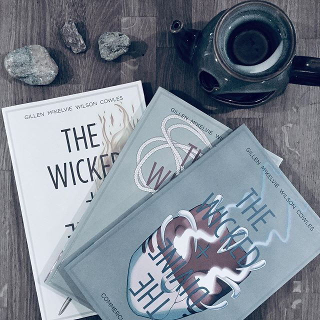 The Wicked and The Divine Volumes 1, 2, and 3