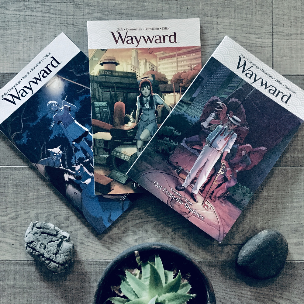 Wayward Volumes 1, 2, and 3