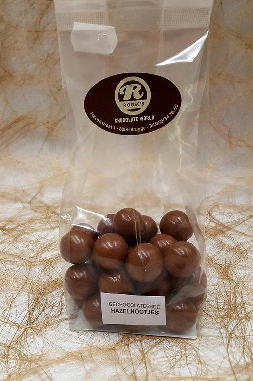 Hazelnootbollen melkchocolade