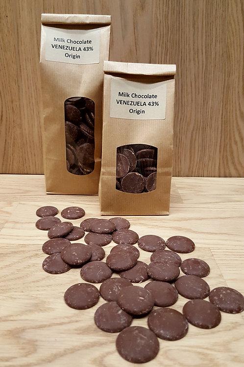 Origine chocolade