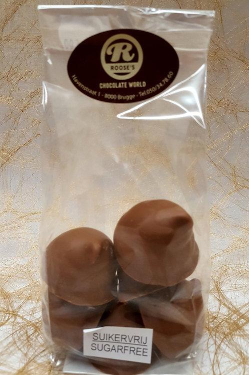 Mallowcake melkchocolade suikervrij