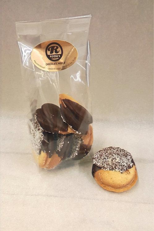 Praliné koekje met Cocos