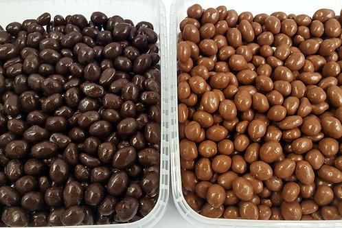 gechocolateerde pindanoten