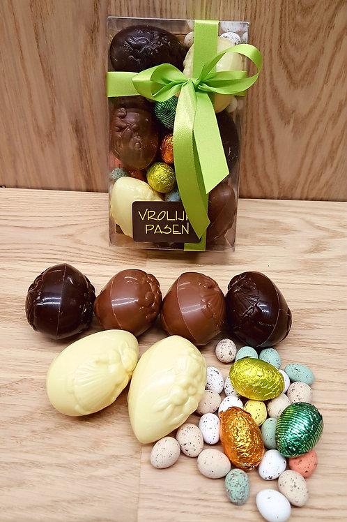 Mika doos +eieren