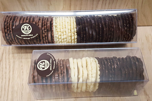 Karakdoos gemengde chocolade
