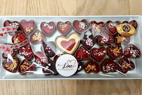 Valentijnbordje