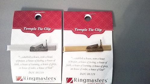 Krawatten Clip - Frankfurt Tempel