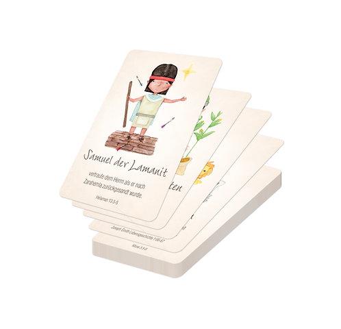 Sammel EIN!  Kartenspiel
