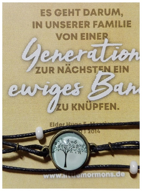 "Armband ""Generationen"""