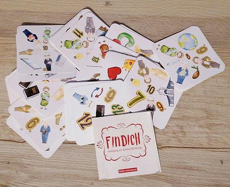 FINDICH - Kartenspiel