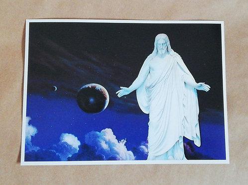 Karte Christus