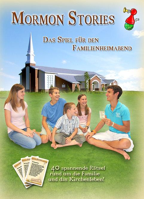 Mormon Stories - Kartenspiel