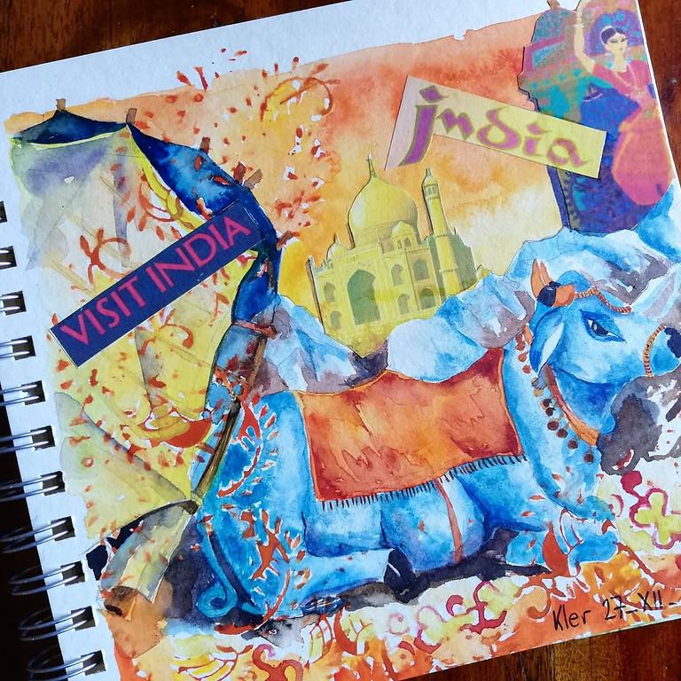 Racontez-vous en couleurs avec Kler Dardel - cycle 2