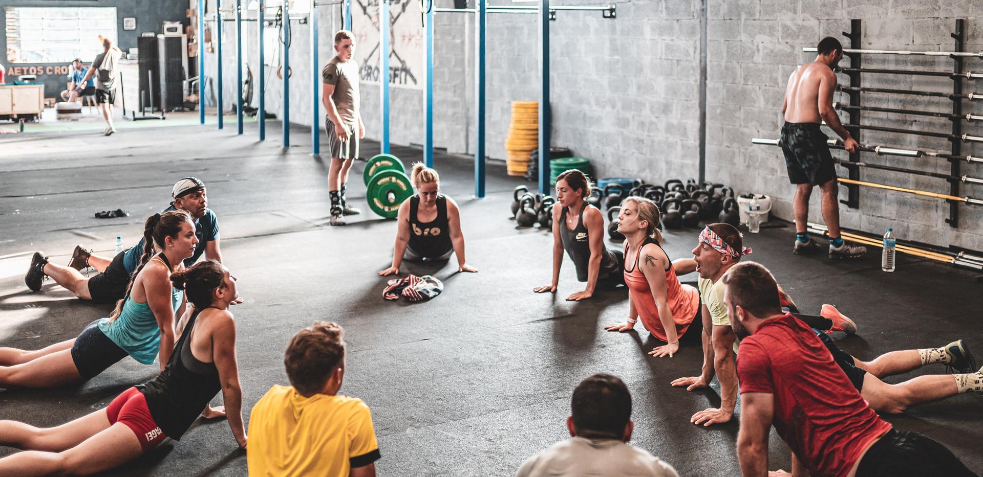 CrossFit Amberieu-en-Bugey