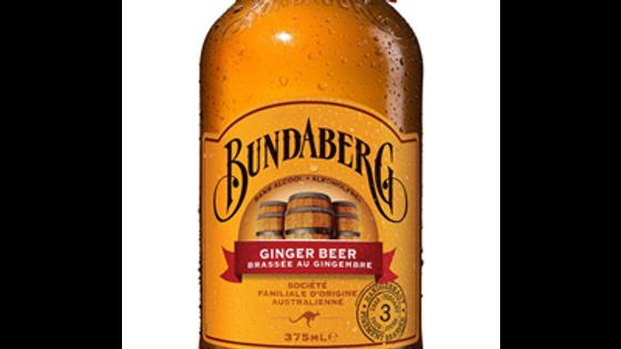 Bière sans alcool  Bundaberg Ginger Beer 37.5 cl