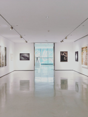 Professional gallery installations
