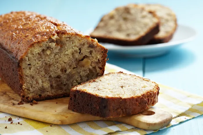 banana bread staple gluten-free and vegan