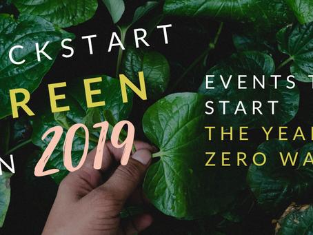 Kickstart your Year of Zero Waste