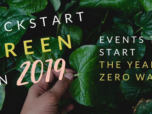 Kickstart your Year of Zero Waste