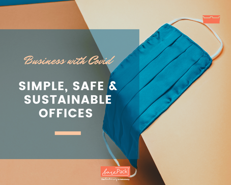 Safe & sustainable office: a guide for businesses