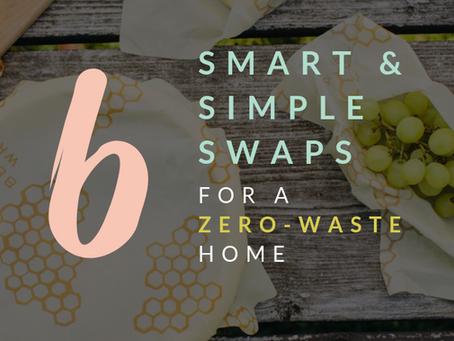 6 Smart & Simple Swaps to Zero-Waste