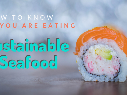 Is your seafood sustainable?