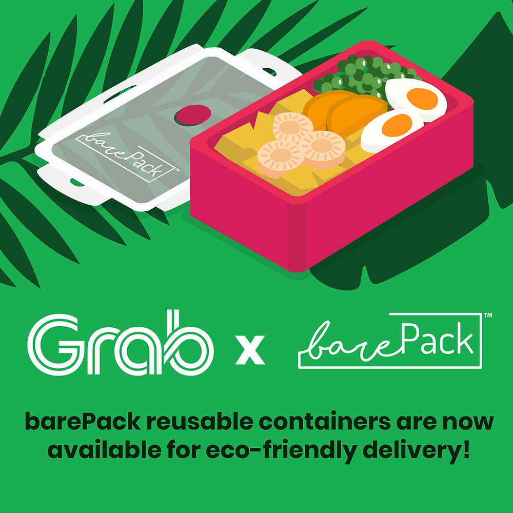 partnership-barePack-GRAB-food-delivery-Singapore