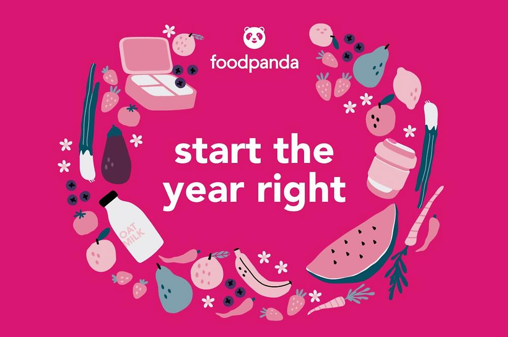 barePack and foodpanda hit 2021 with a fresh initiative