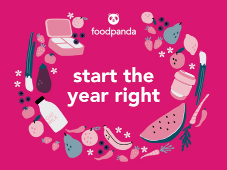 barePack x foodpanda - Start 2021 Right!
