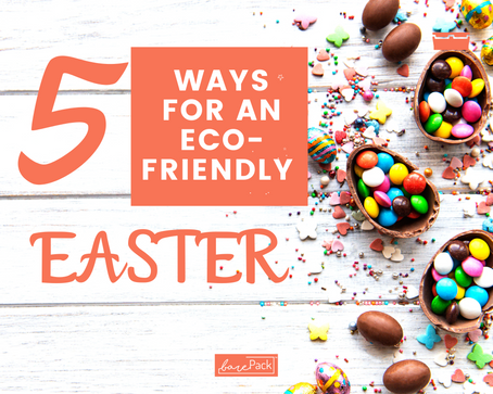 5 Ways to Make Easter Sustainable in 2021