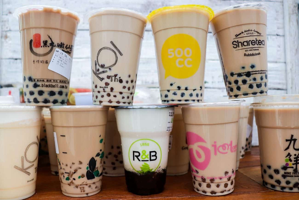 Boba is a local addiction and a daily plastic invasion | Credit: Misstamchiak.com