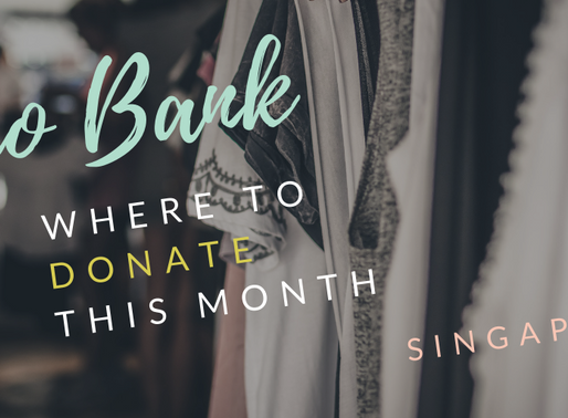 Zero-waste for charity this month