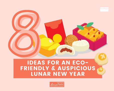 8 ideas for an eco-friendly & auspicious Lunar New Year