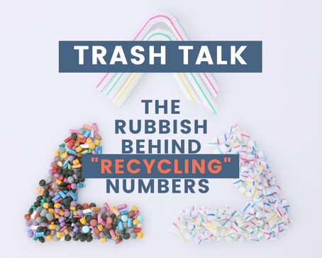 """Trash talk: the rubbish behind """"recycling"""" numbers"""